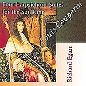 Louis Couperin: Harpsichord Suites for the Sun King / Egarr