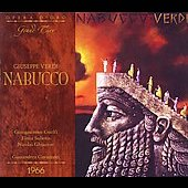 Grand Tier - Verdi: Nabucco / Gavazzeni, Guelfi, Suliotis, Ghiaurov