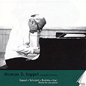 Works for Solo Piano - Koppel, Schubert, et al / Koppel