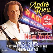 Radio City Music Hall - Live in New York / Andre Rieu