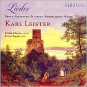 Karl Leister and Friends - Spohr, Beethoven, Weber, et al