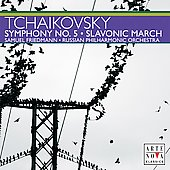 Tchaikovsky: Symphony no 5, etc / Friedmann, Russian PO