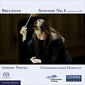 Bruckner: Symphony no 8 / Young, Hamburg Philharmonic