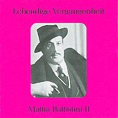 Lebendige Vergangenheit - Mattia Battistini Vol 2