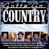 Various Artists: Gotta Go Country, Vol. 2