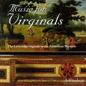 William Byrd: Music For Virginals