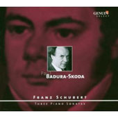Schubert: Three Piano Sonatas, D.664, D.625 & D.958 / Paul Badura-Skoda, piano