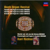 Bach: Organ Recital