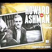 Howard Ashman: Howard Sings Ashman [PA] *