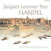 Jacques Loussier: Handel: Water Music & Royal Fireworks