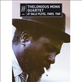 Thelonious Monk: At Salle Pleyel: Paris, 1969 [DVD]