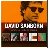 David Sanborn: Original Album Series [Box]