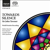 Sir John Tavener: Towards Silence