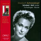 Schubert, Wolf: Lieder / Schwarzkopf