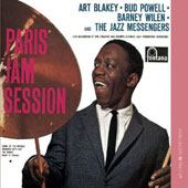 Art Blakey: Paris Jam Session