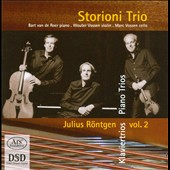 Julius Röntgen: Piano Trios, Vol. 2