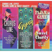 Karaoke: Just Tracks: A Chorus Line, Sweet Charity, Gypsy, Pajama Game