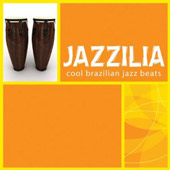 Various Artists: Jazzilia: Cool Brazilian Jazz Beats