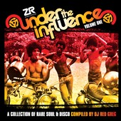 DJ Red Greg: Under the Influence, Vol. 1: A Collection of Rare Soul & Disco
