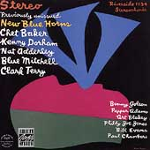 Chet Baker (Trumpet/Vocals/Composer): New Blue Horns