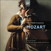 Mozart: The Five Violin Concertos / Christian Tetzlaff, violin