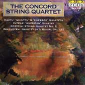 The Concord String Quartet - Haydn, Dvorák, et al