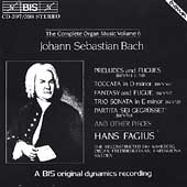 Bach: The Complete Organ Music Vol 6 / Hans Fagius