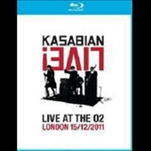 Kasabian: Kasabian Live!: Live At the O2 London 15/12/2011