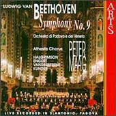 Beethoven: Symphony no 9 / Peter Maag, Padova e Veneto
