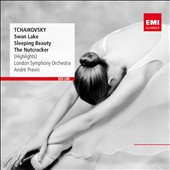 Tchaikovsky: Ballet Highlights - Swan Lake, Sleeping Beauty, The Nutcracker / André Previn