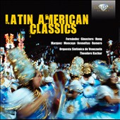 Latin American Classics - works by Fernandez, Ginastera, Hung, Marquez, Revueltas et al. / Kuchar