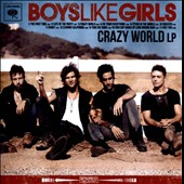 Boys Like Girls: Crazy World LP *