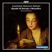 Gottfried Heinrich Stolzel: Quadri di Dresden and Brussels / Epoca Barocca