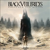 Black Veil Brides: Wretched and Divine: The Story of the Wild Ones [CD/DVD] [Ultimate Edition]