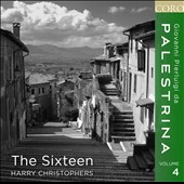 Palestrina, Vol. 4 / The Sixteen, Christophers