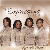 The Expressions of Faith: Live at Home [DVD]