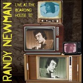 Randy Newman: Live at the Boarding House, '72 *