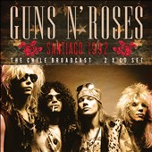 Guns N' Roses (Rock): Santiago, 1992