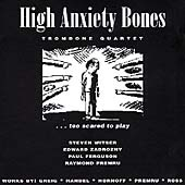 Too Scared to Play / High Anxiety Bones