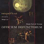 Victoria: Officium Defunctorum / Philip Cave, Magnificat