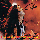 Gillan: Live at the BBC: 1979-1980