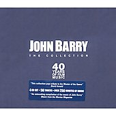 John Barry (Conductor/Composer): John Barry: The Collection [Box Set] [Box]