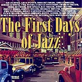 Various Artists: The First Days of Jazz