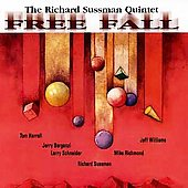 Richard Sussman Quintet: Free Fall