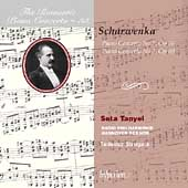 The Romantic Piano Concerto Vol 33 - Scharwenka / Tanyel