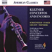 American Classics - Klezmer Concertos and Encores
