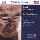 American Classics - Brubeck: The Gates of Justice