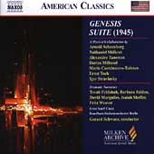 American Classics - Genesis Suite (1945) / Gerard Schwartz