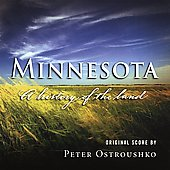 Peter Ostroushko: Minnesota: A History of the Land [Original Score]