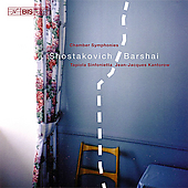 Shostakovich/Barshai: Chamber Symphonies / Kantorow
